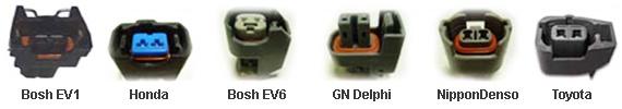 Connecteurs E85