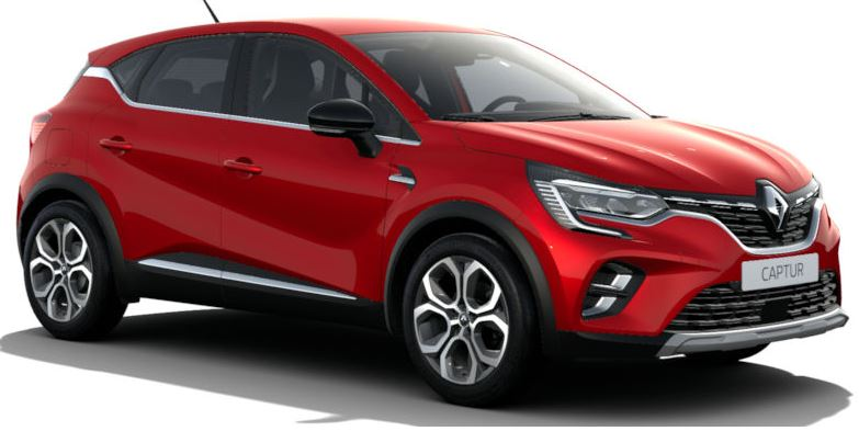 Captur II TCe 100cv FLeX3 ECO-G