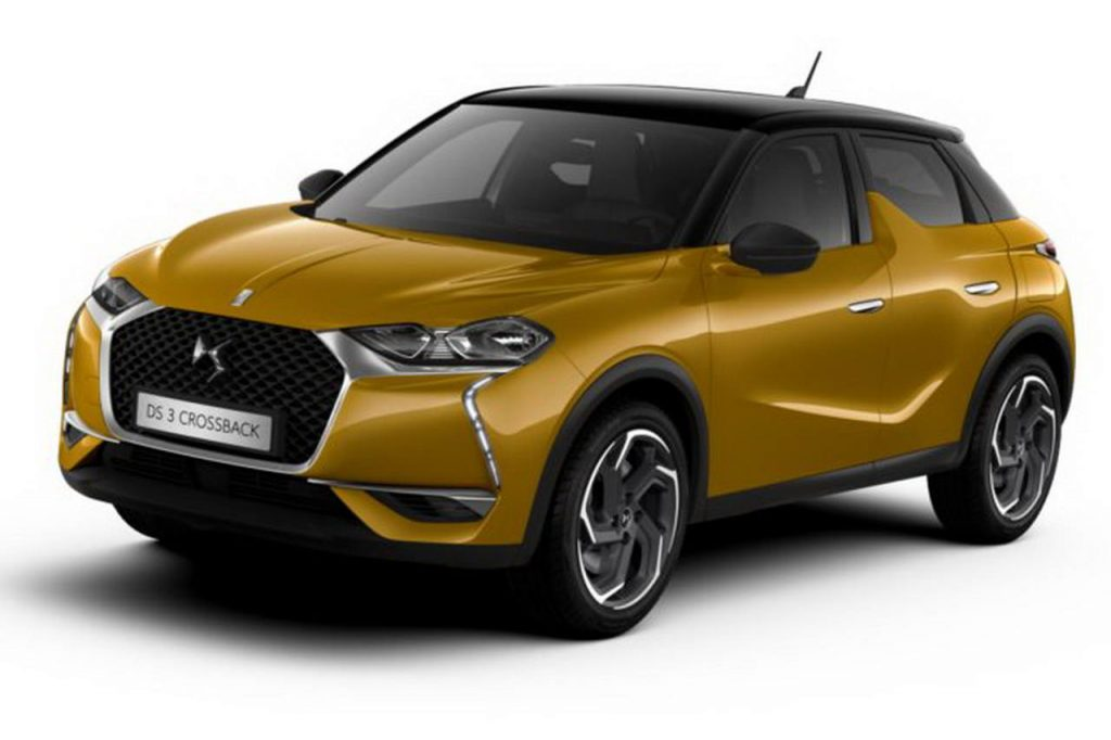 DS3 CROSSBACK 1.2 THP 130cv EAT8